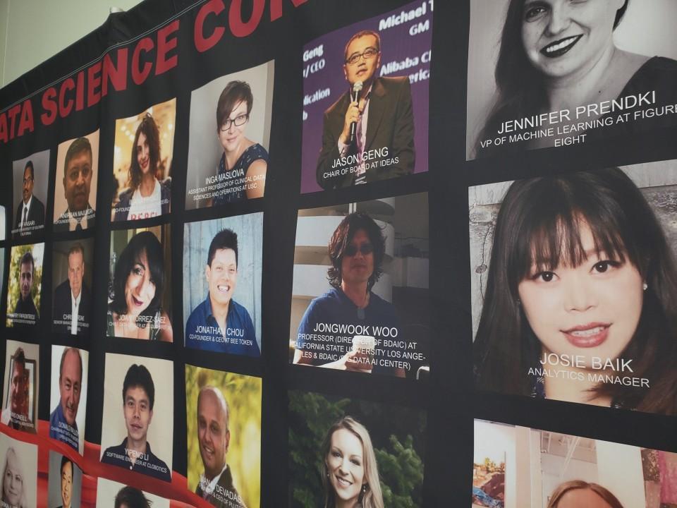 인공지능, 데이터 사이언스, 블록체인 행사 IDEAS SoCal 2018 강연 소식안내
