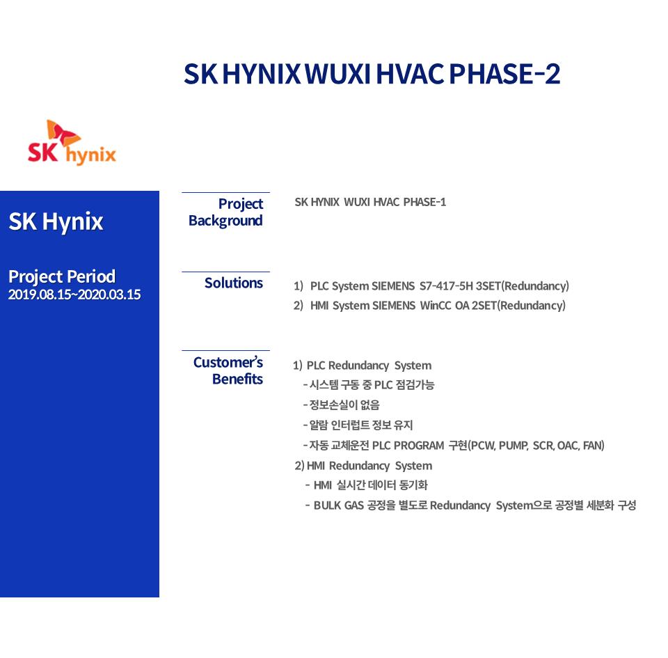 SK HYNIX WUXI HVAC PHASE-2