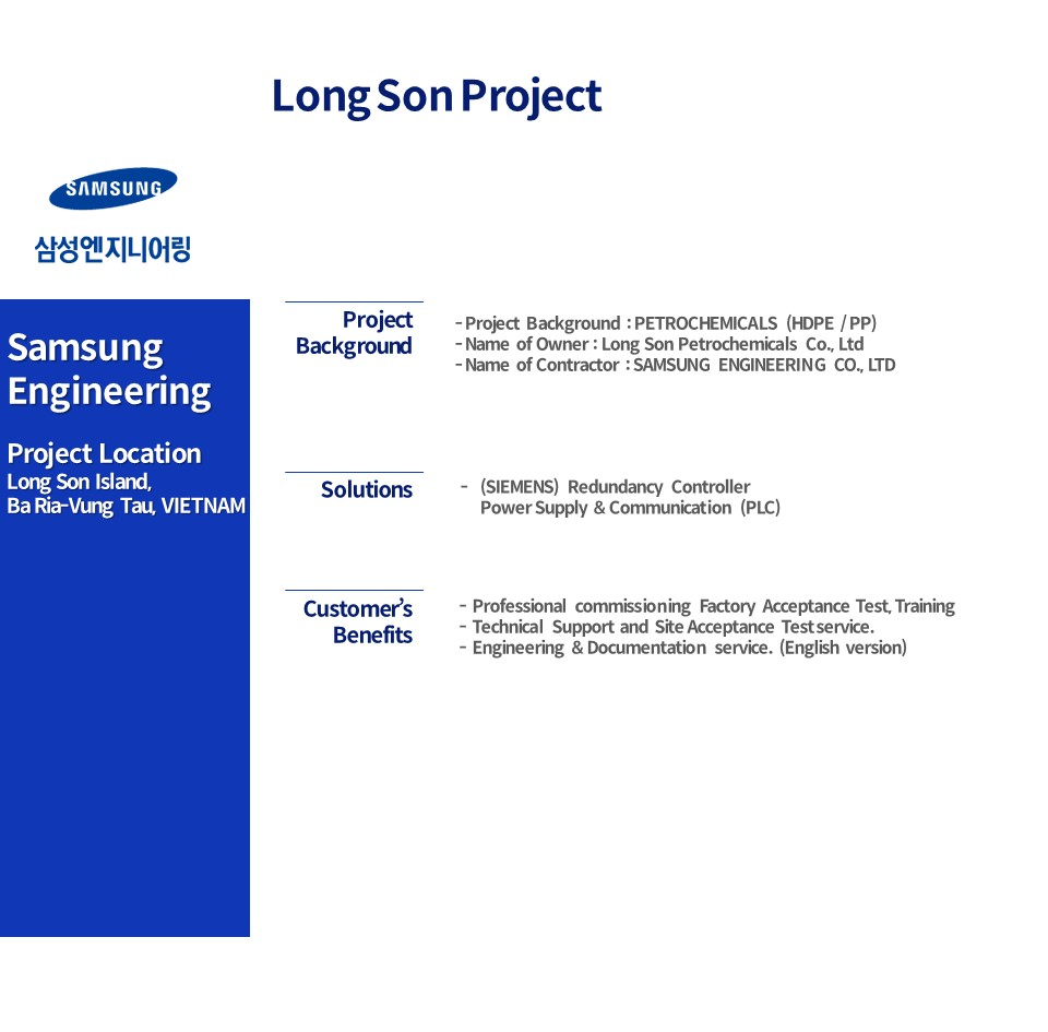 Long Son Project